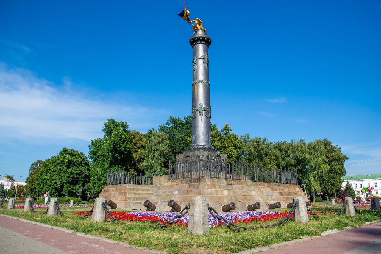 Тепер доступ до пам`ятника відкритий