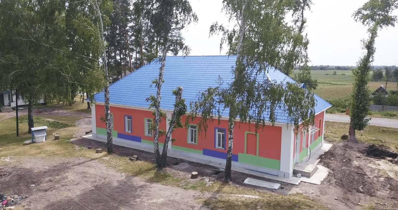 Дитсадок у Степанівці планують відкрити до вересня