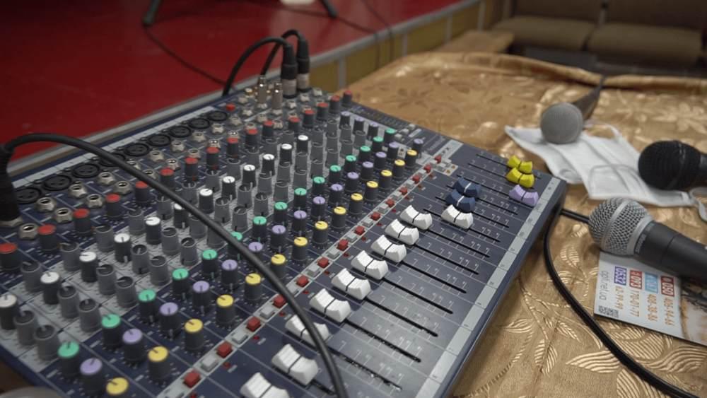 Для артистів придбали сучасне звукове обладнання