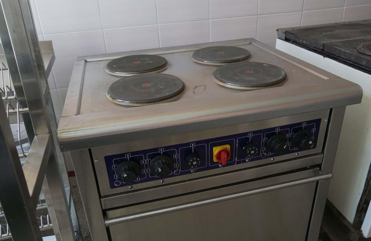 Для дитсадка придбали нову плиту