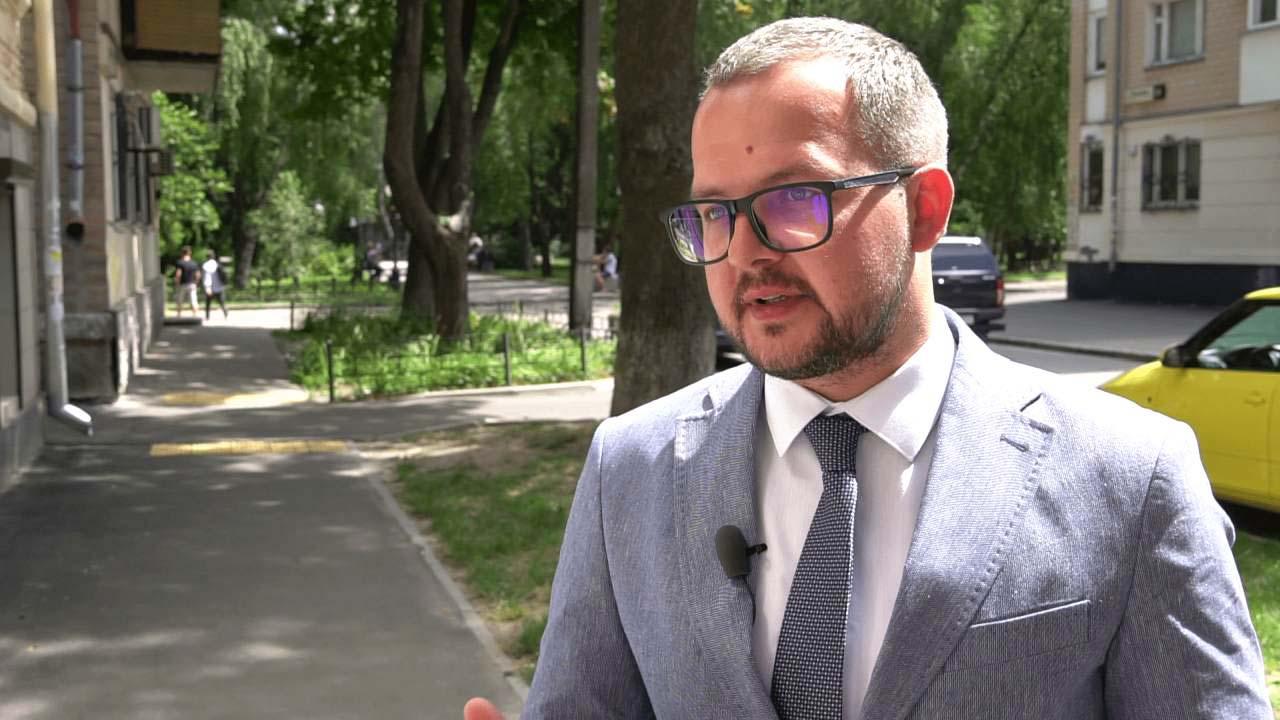 Народний депутат України Андрій Боблях