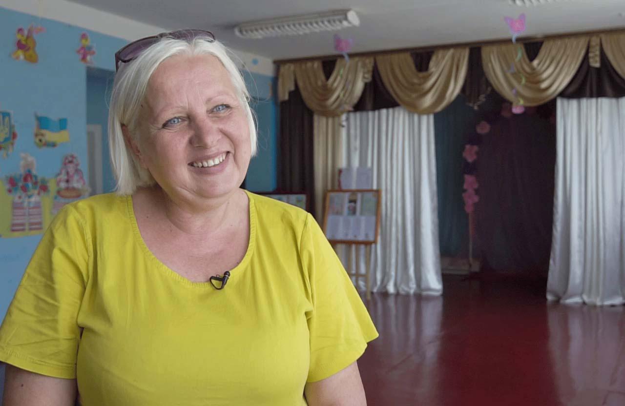 Заступниця директора з навчально-виховної роботи дошкільного підрозділу Степненського НВК Тетяна Падалка