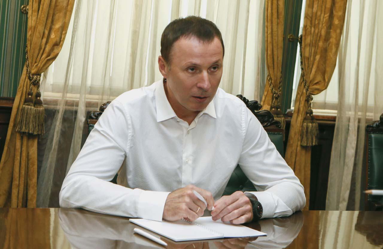 В. о. голови міської організації ВО «Батьківщина» Андрій Матковський