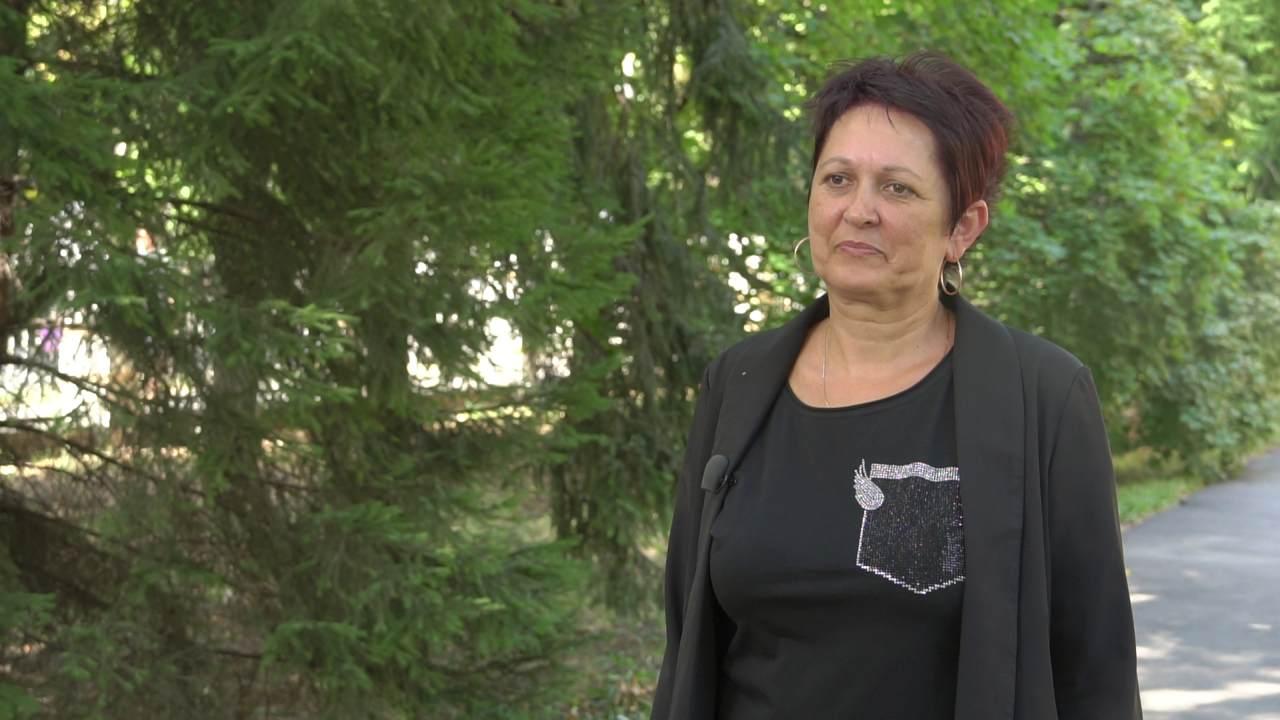Член виконкому Новоселівської ОТГ Марина Герасименко