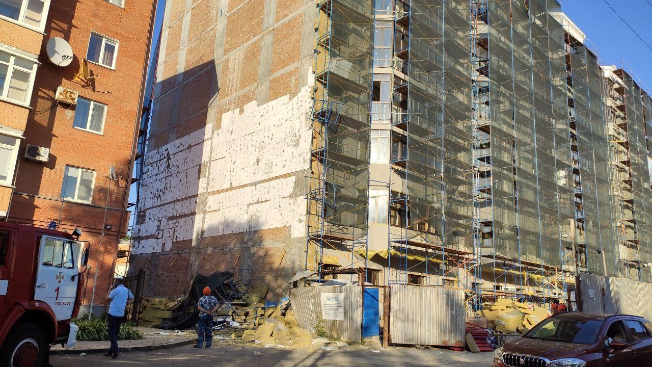 Будівництво багатоповерхівки на вул. Пилипа Орлика, 26 (СМНК)