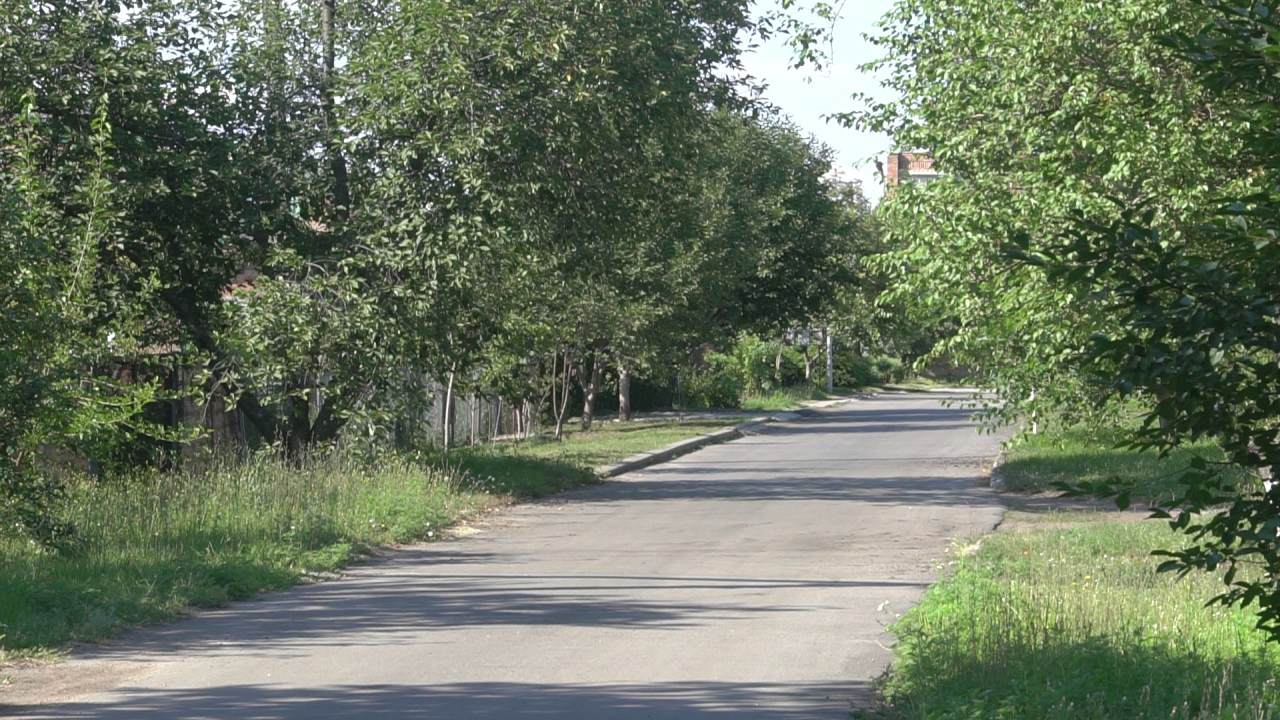 Відремонтовані дороги на Шкільному провулку у Божківському
