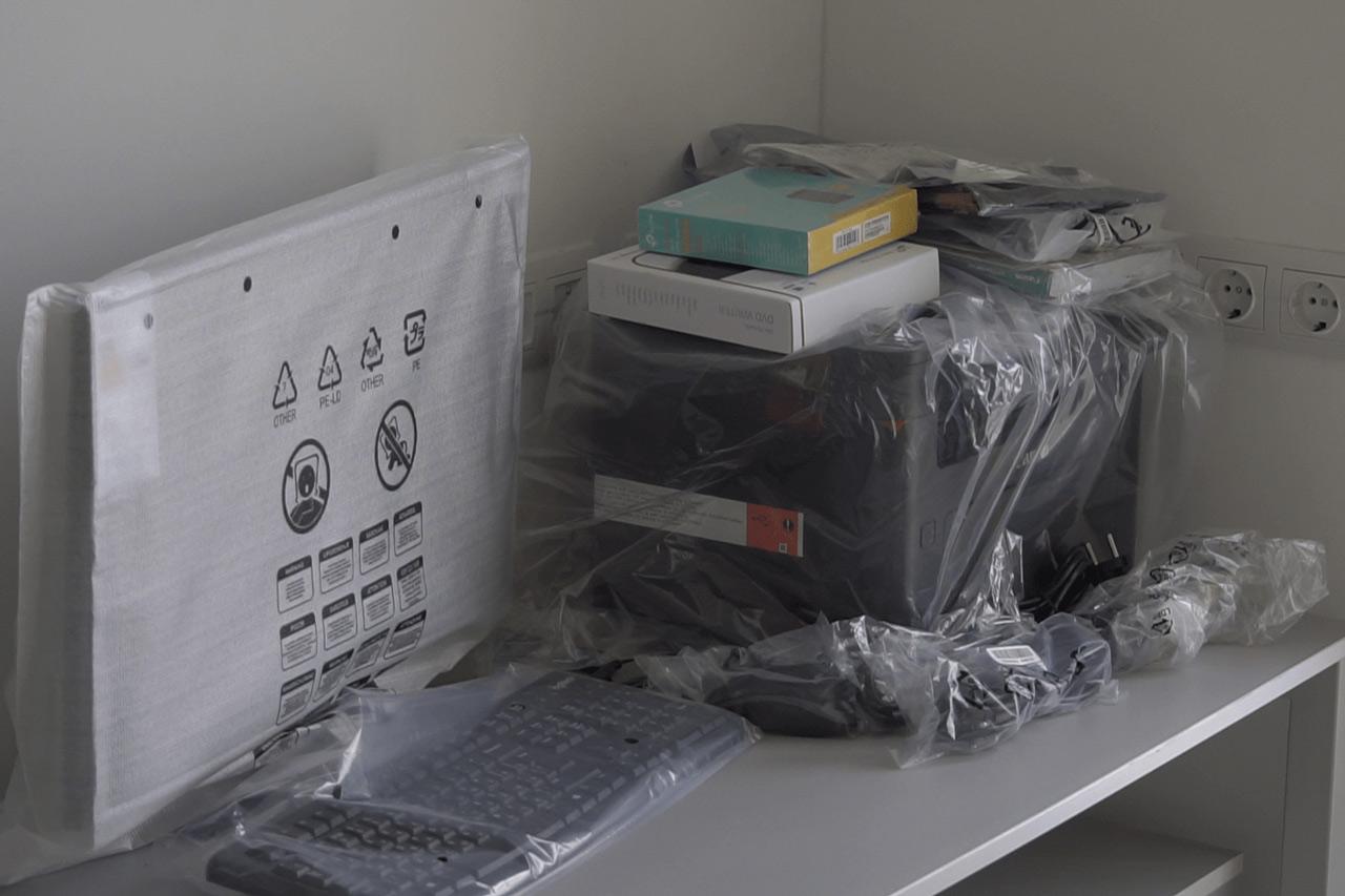 У проєкт будівництва включили і меблі та обладнання