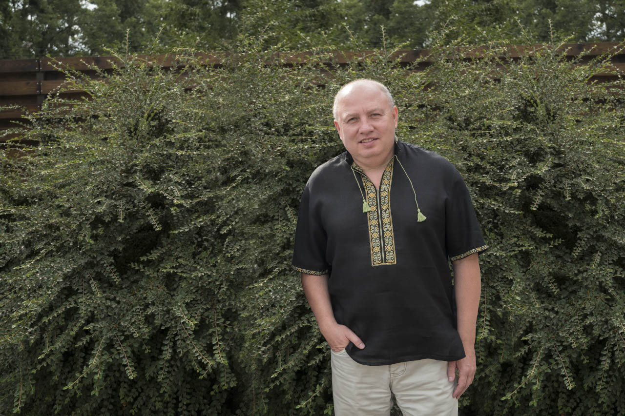 Колишній очільник Полтавської райдержадміністрації Ігор Карімов