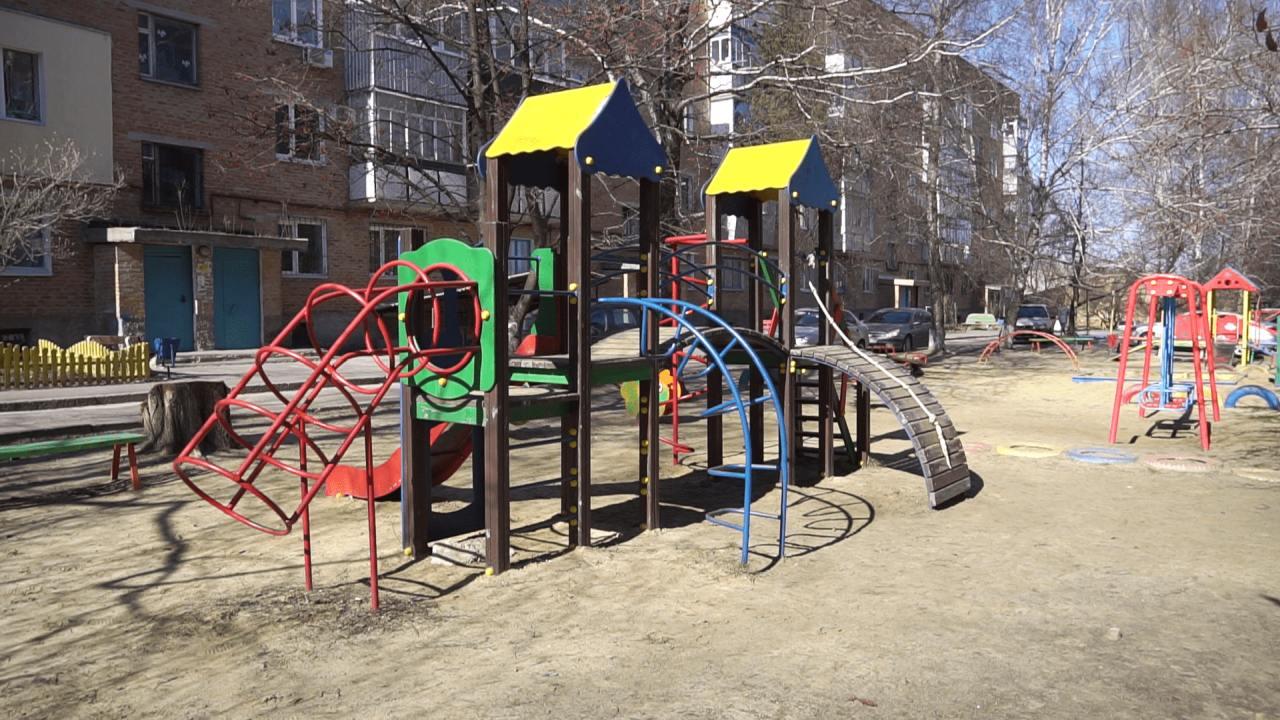 На окрузі Тетяни Веркалець встановили найбільший дитячий майданчик у Розсошенцях