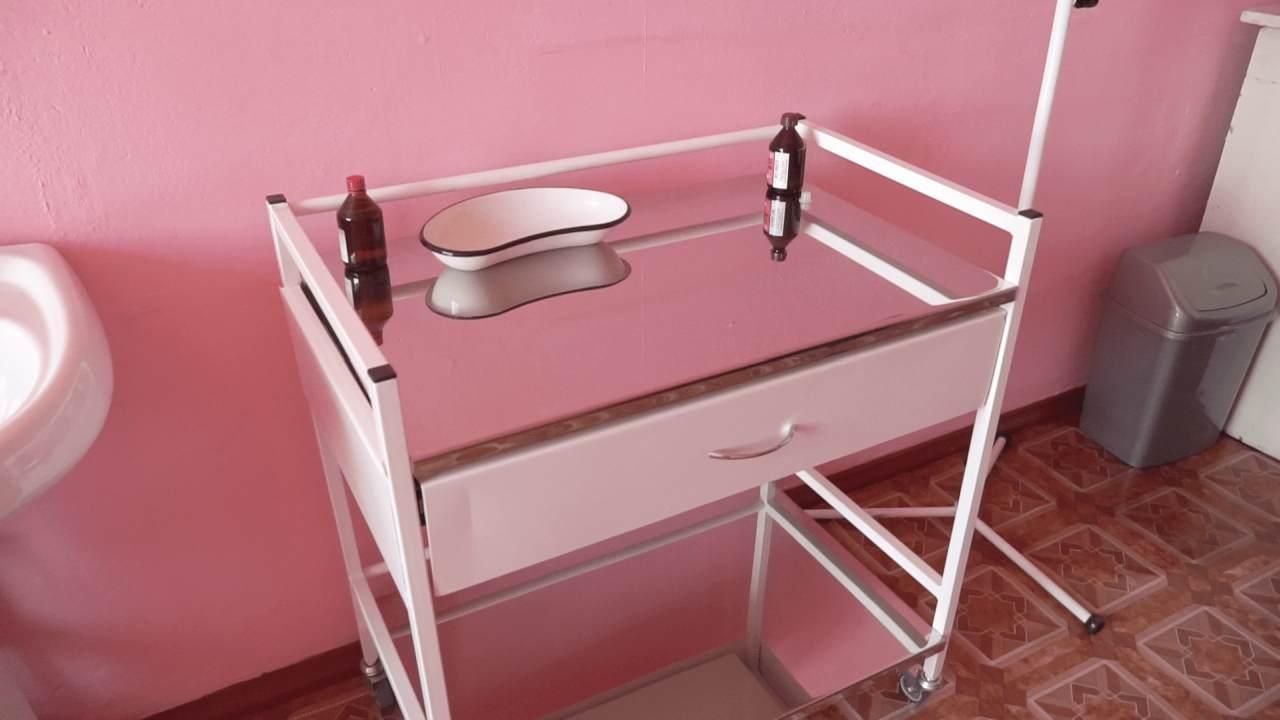 В АЗПСМ закупили нові столи