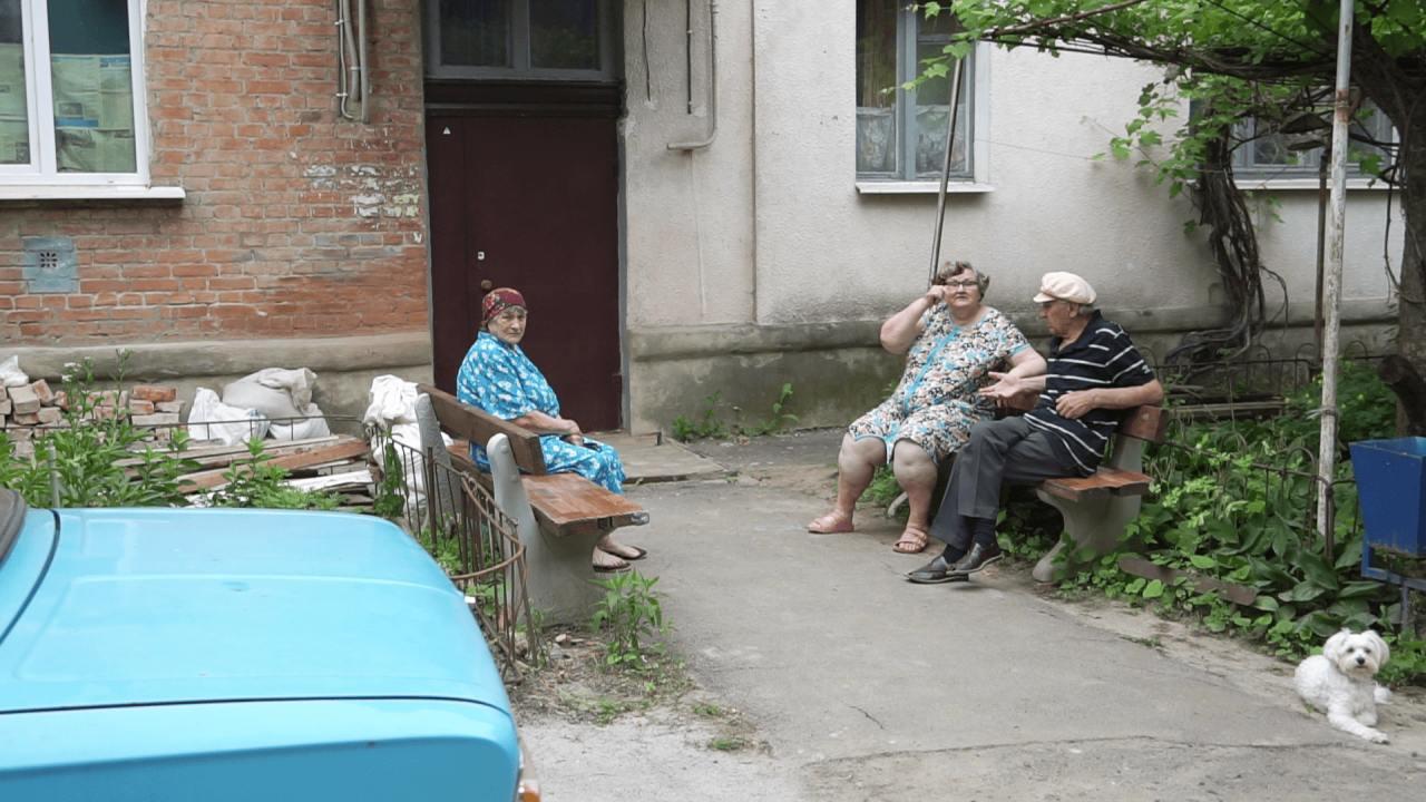 В окрузі № 22 мешкає багато людей похилого віку, тому Тетяна Веркалець їм допомагає
