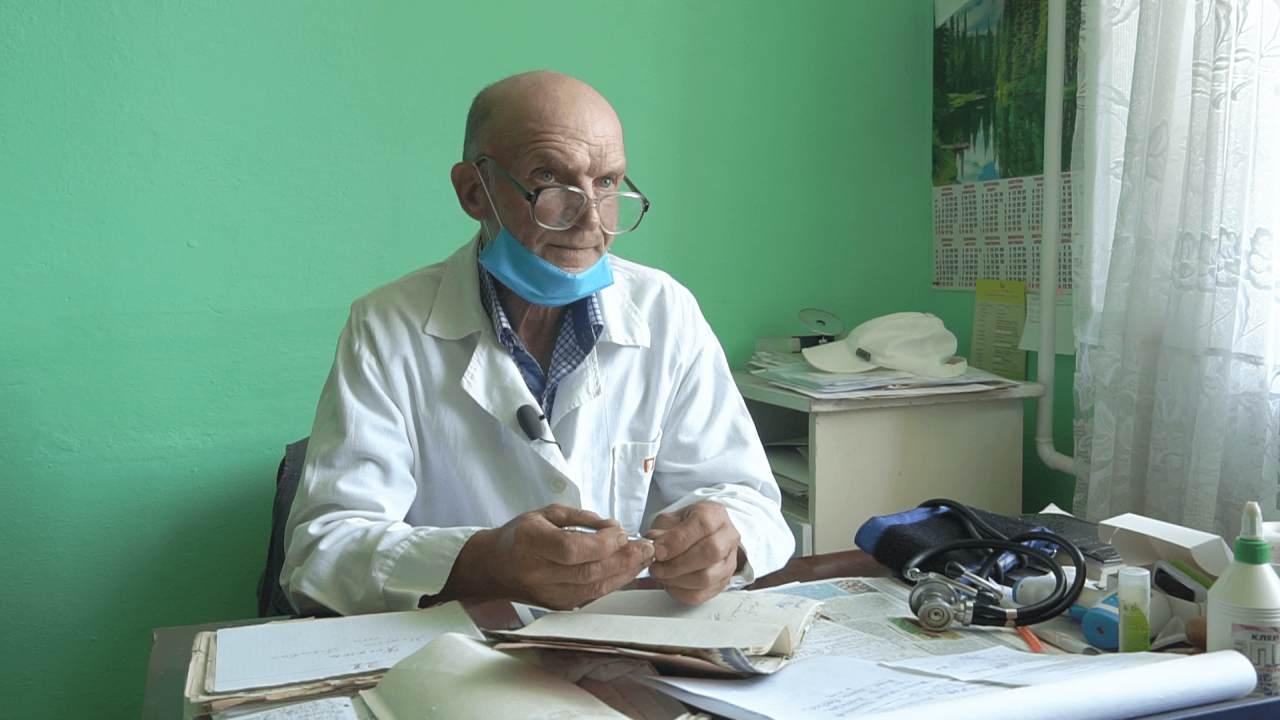 Завідувач АЗПСМ Петро Закотій