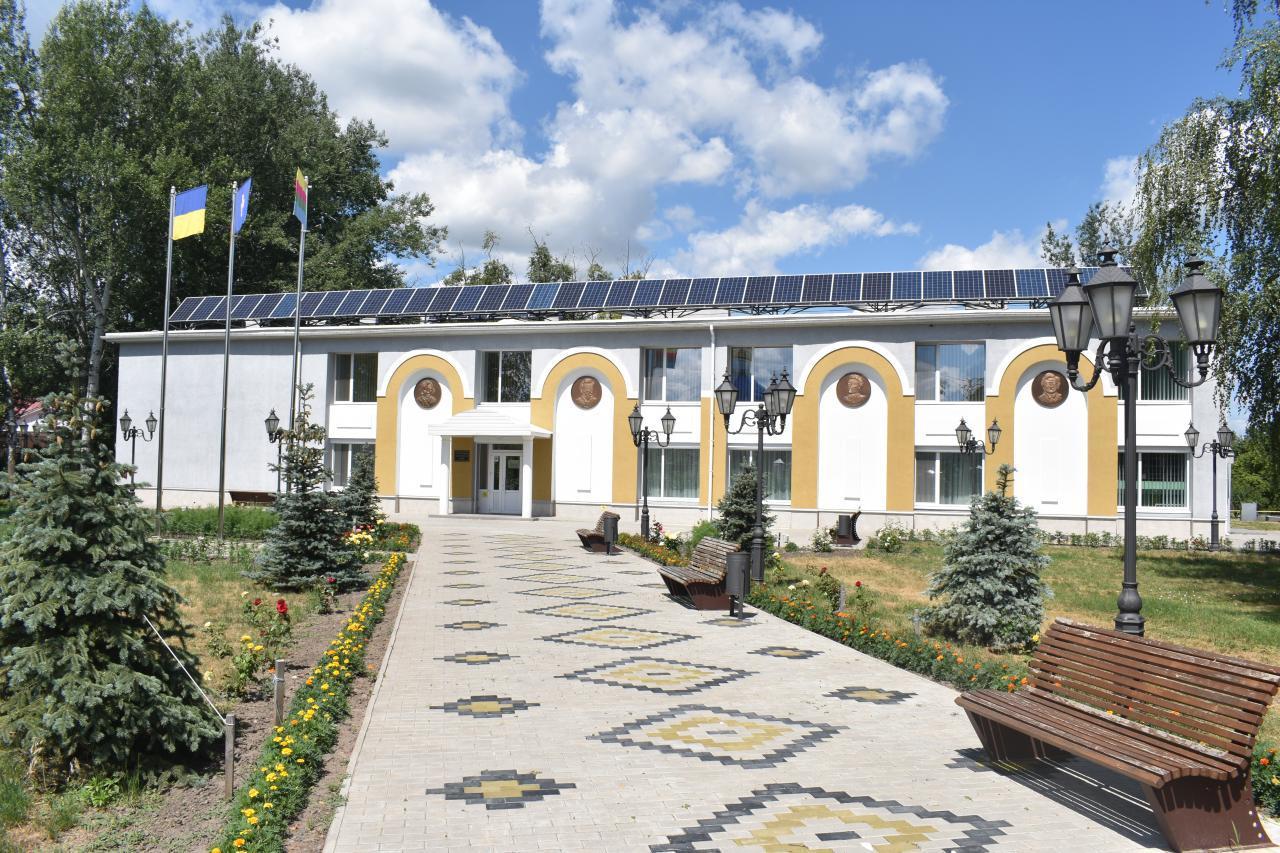Центр Культури і дозвілля Полтавської ОДА