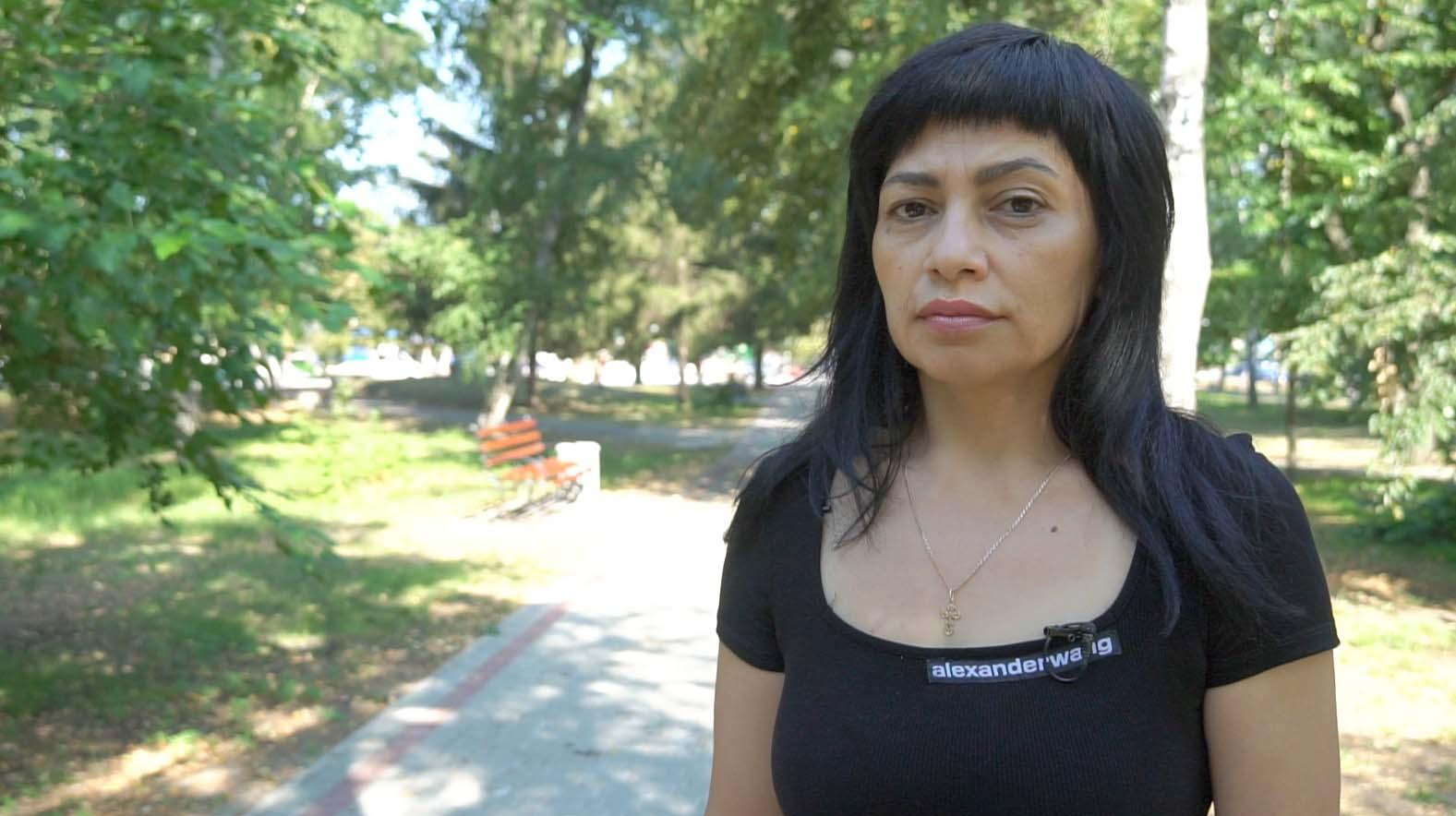 Альона Понятенко, заступниця директора з соціальних питань СТОВ «Ніка»