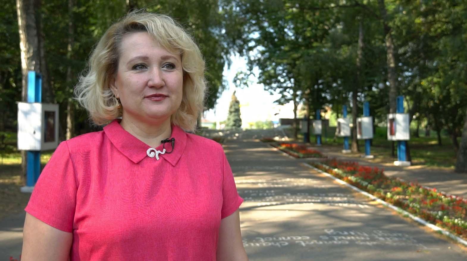 Тетяна Дейнека, начальник відділу освіти Чутівської РДА