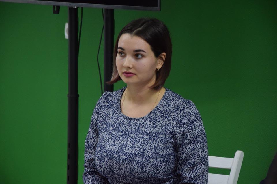 Спеціалістка юридичного відділу виконавчого комітету Щербанівської сільської ради Юлія Титаренко
