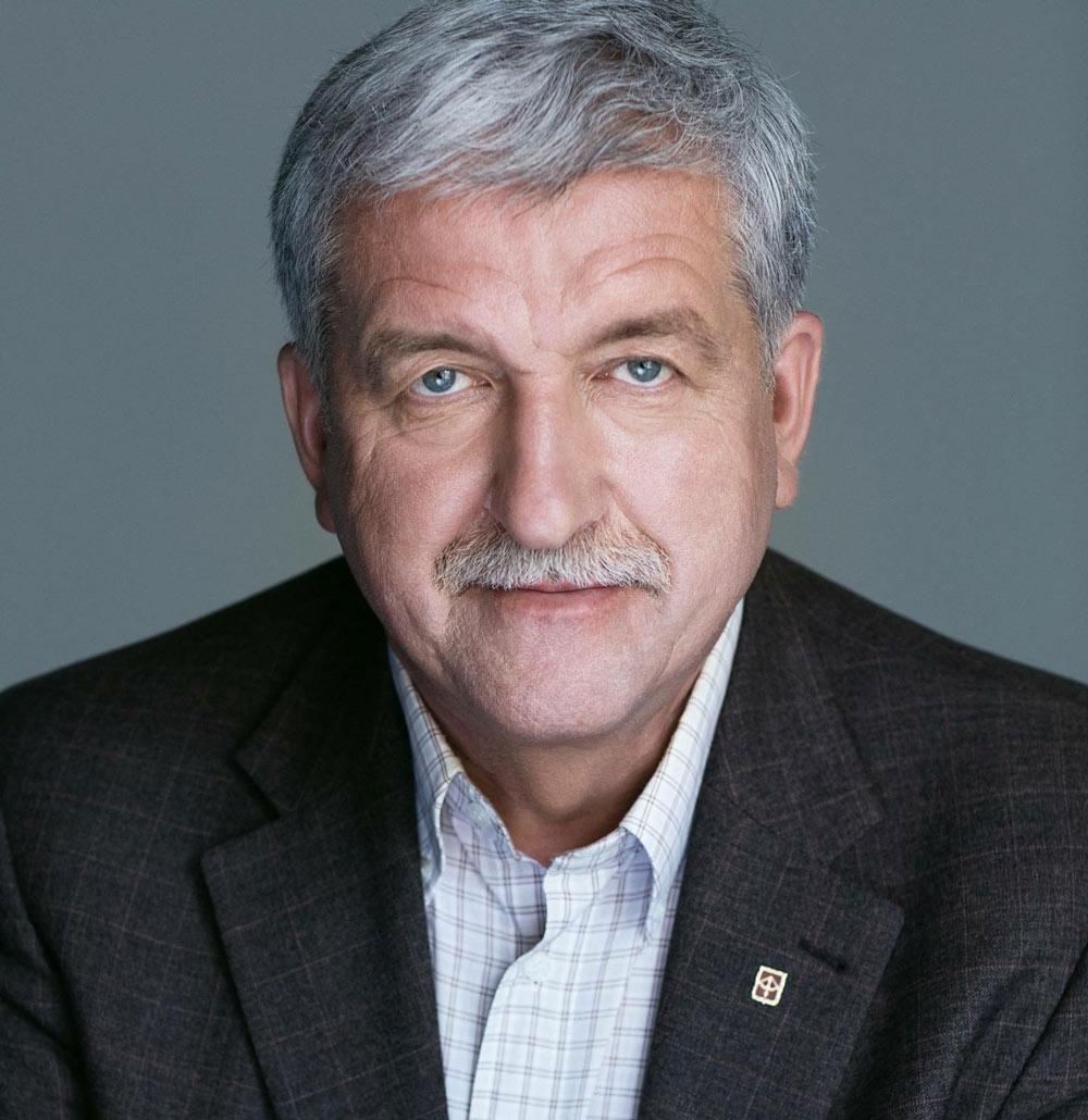 Пирятинський міський голова Олексій Рябоконь