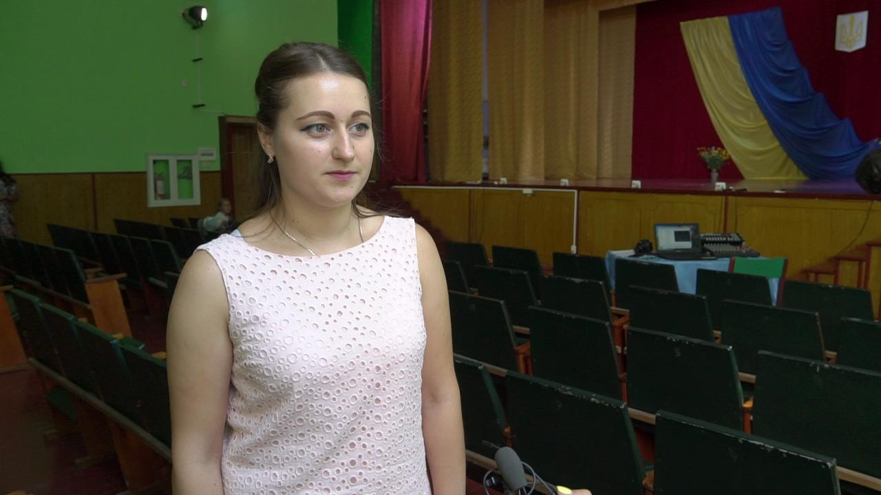 Директорка Покровськобагачанського будинку культури Анна Кириленко