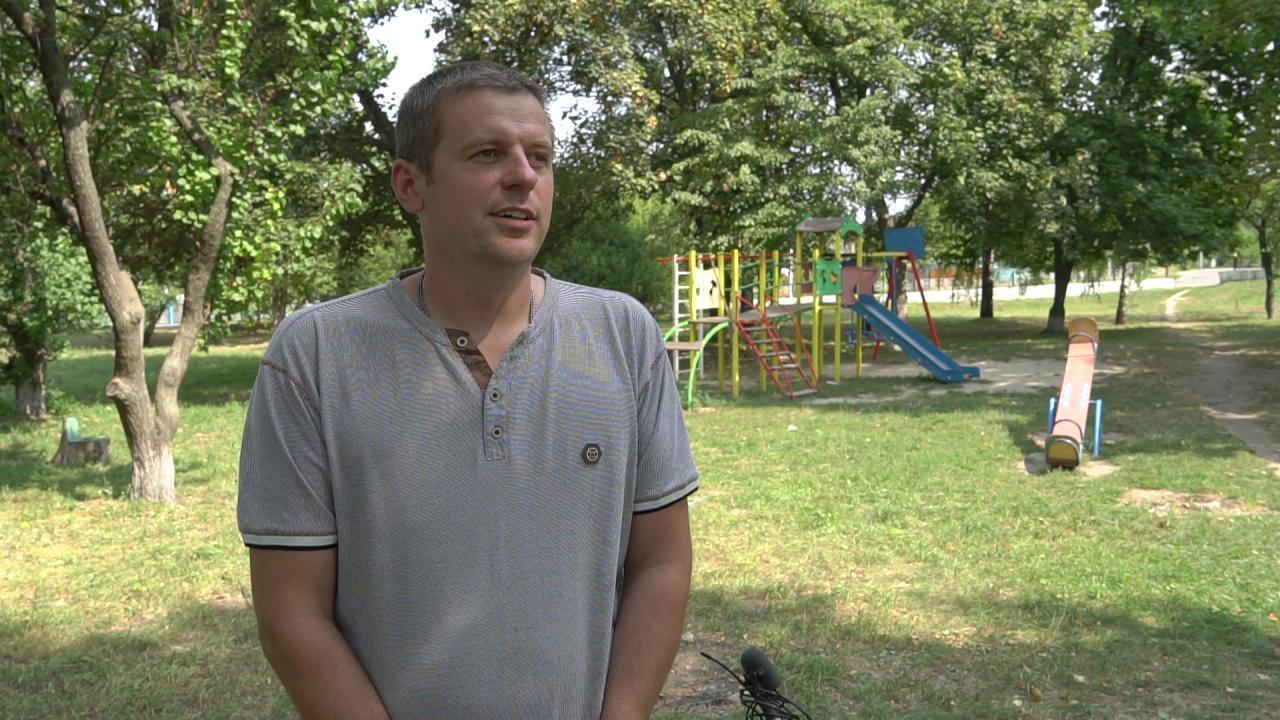 Фахівець з соціального партнерства СТОВ «Мусіївське» Ігор Чмихало