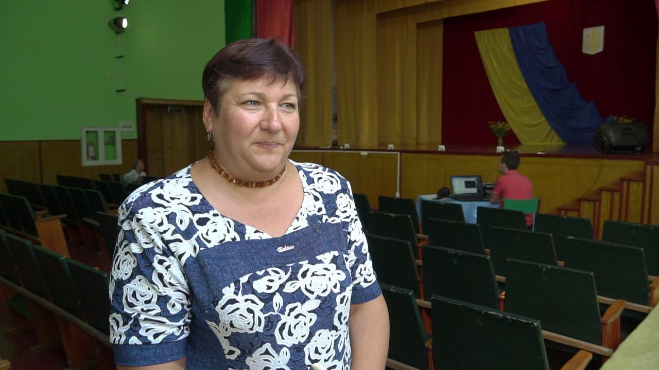 В.о. голови Покровськобагачанської сільської ради Наталія Усик