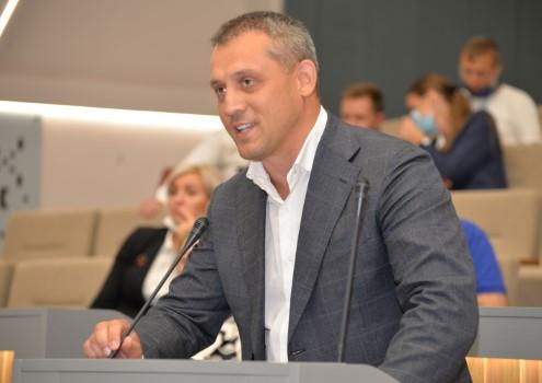 Олексій Басан, керівник ДП «Агентство місцевих доріг у Полтавській області»