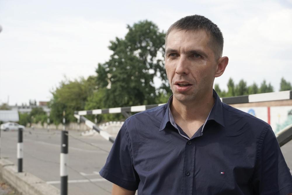 Депутат Щербанівської ОТГ Олександр Лихопуд