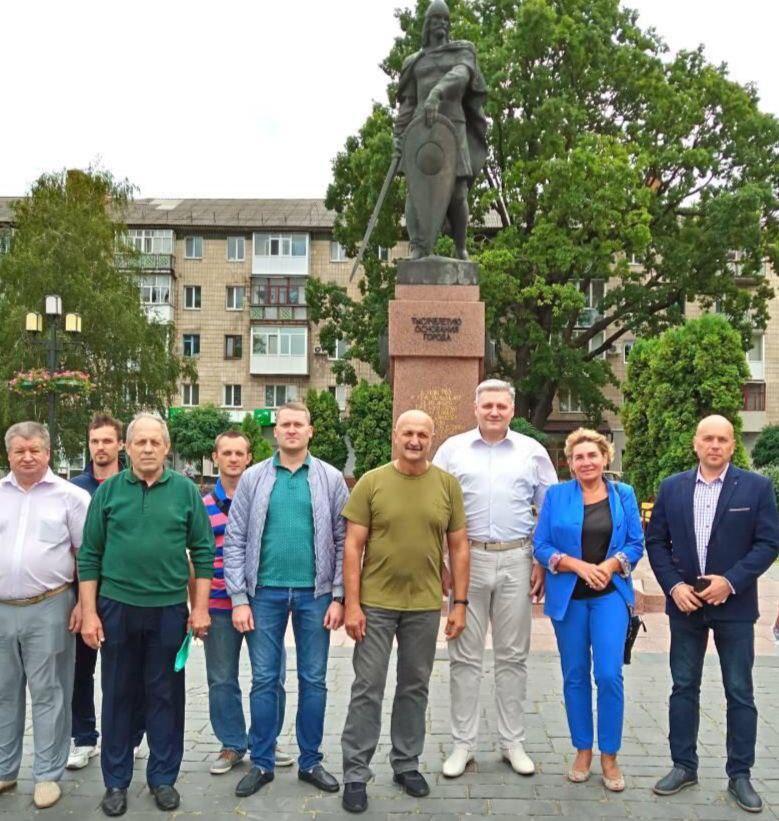 Установча конференція у Лубнах