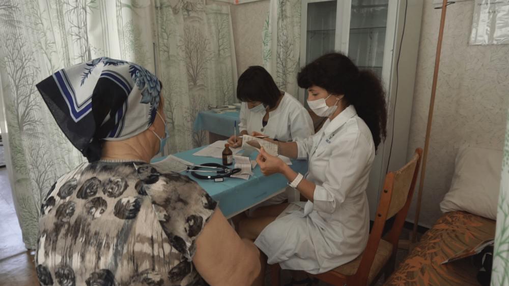 Людей оглянули полтавські лікарі