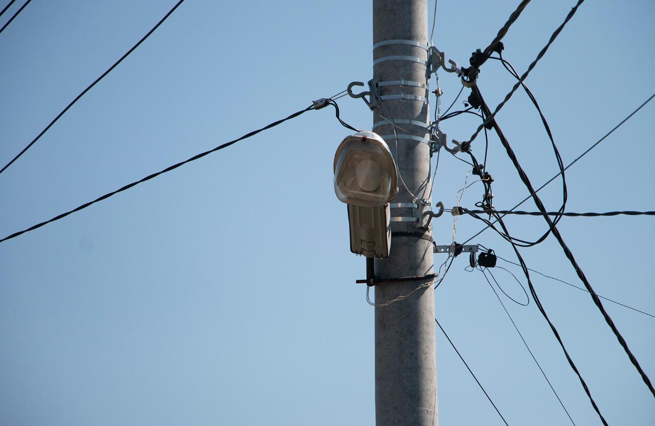 У сільраді поступово переходять на вуличні LED світильники