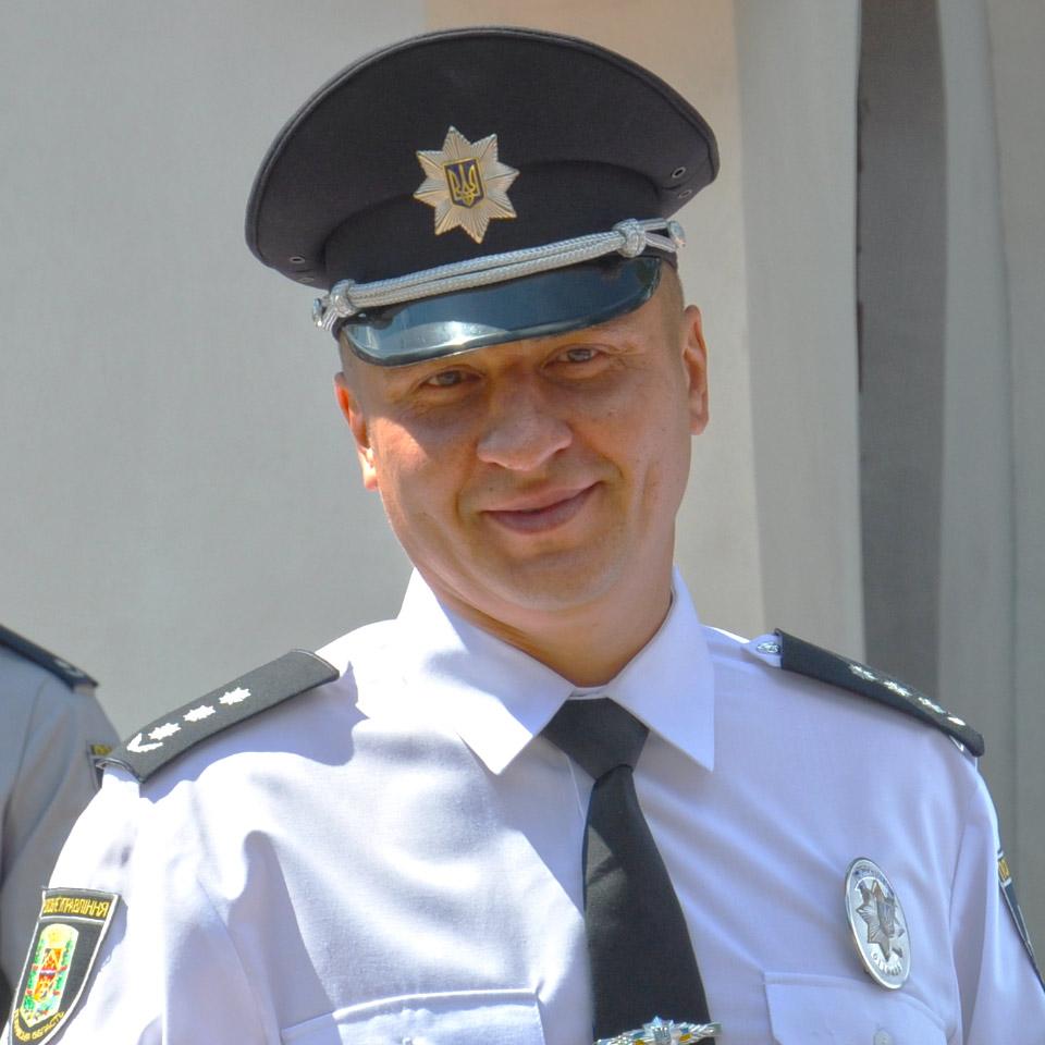 Полковник Віталій Шиян