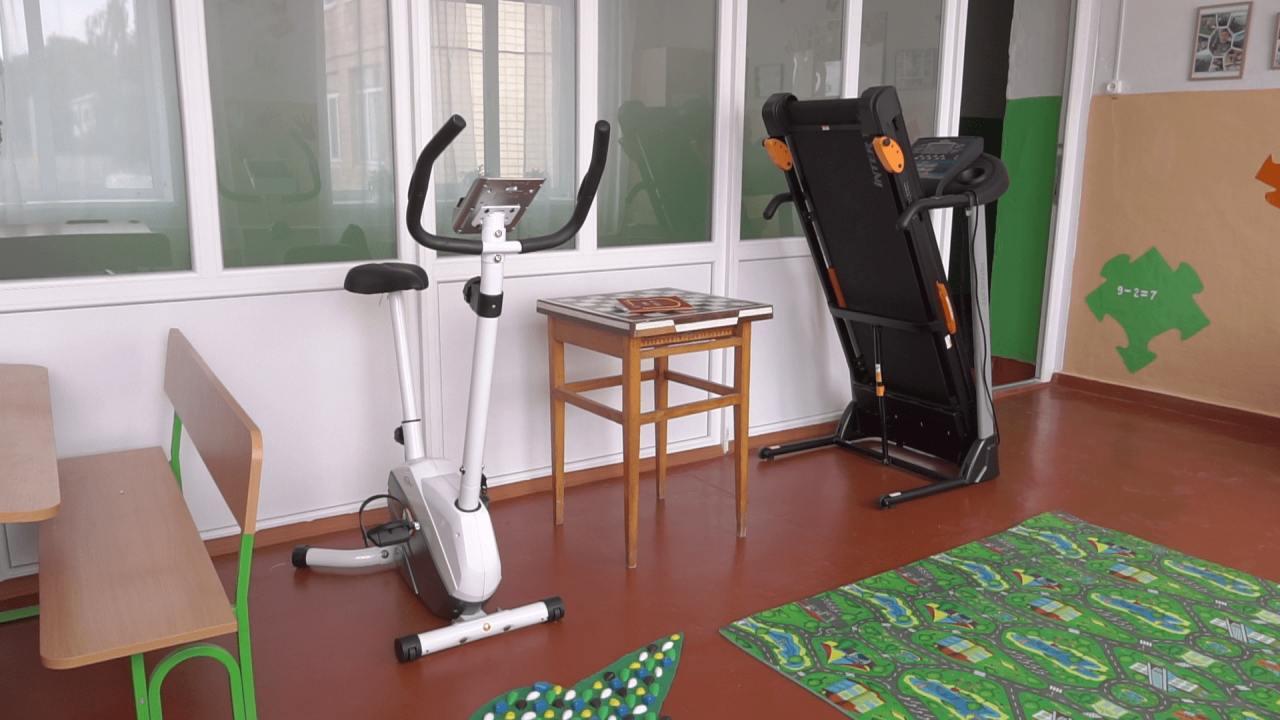 У Щербанівському ліцеї завершують облаштовувати ресурсну кімнату для дітей з особливими освітніми потребами