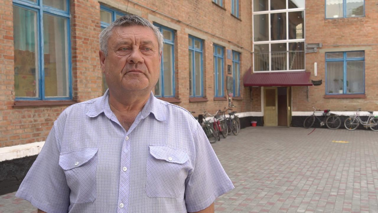 В. о. старости Новооріхівського старостату Ромоданівської селищної ради Станіслав Ігнатенко