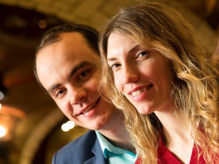 Євгеній і Вероніка Коротичі — автори стартапу QuickHelp