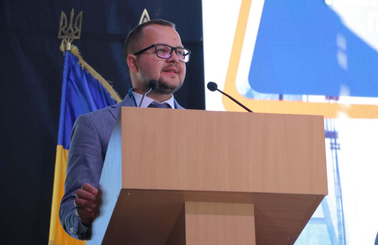 Депутат Верховної ради України Андрій Боблях