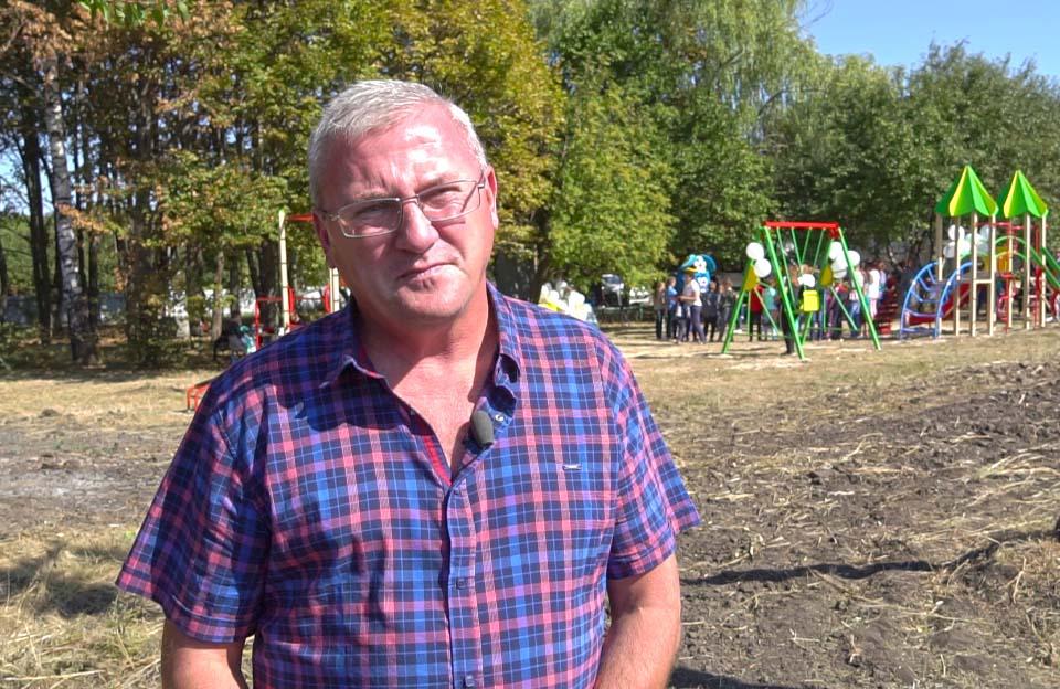 Валківський сільський голова Віктор Якимович