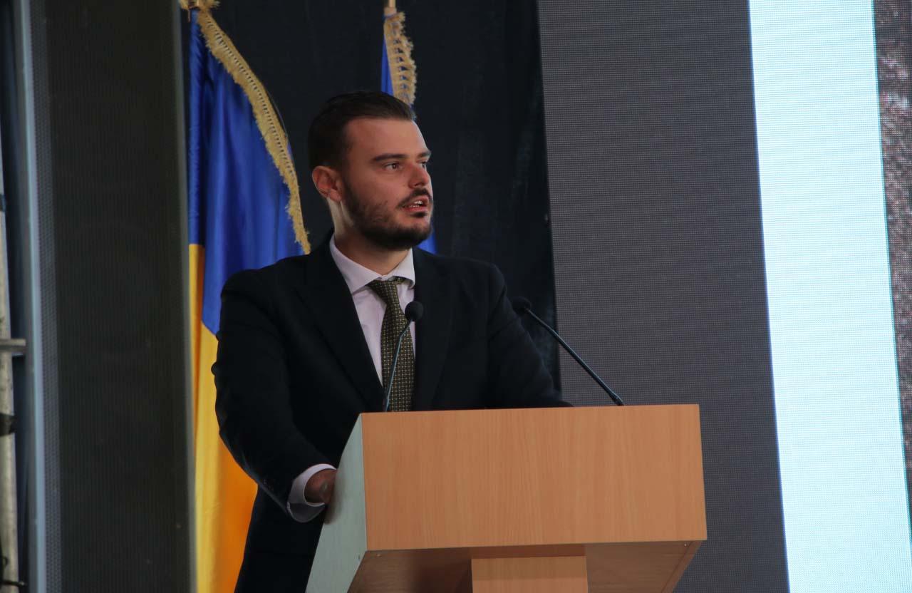 Виконавчий директор Асоціації газовидобувних компаній України Артем Петренко