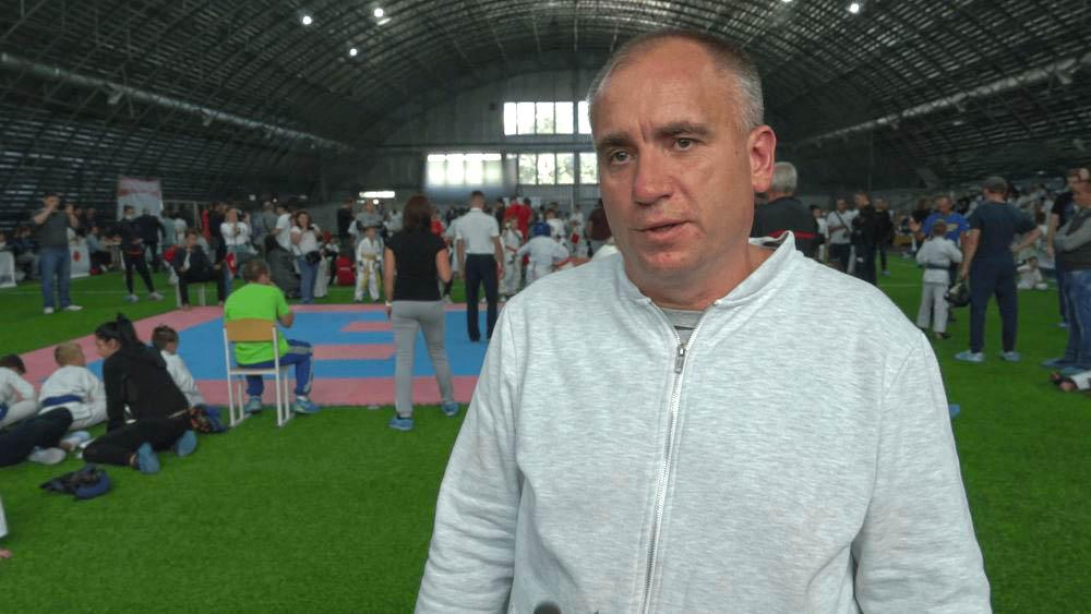Тренер Кирила Лембака тренер Ігор Шелестов