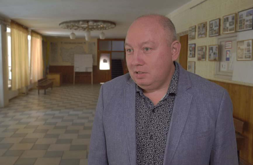 №1 від партії «За Майбутнє» у Полтавську районну раду Ігор Карімов