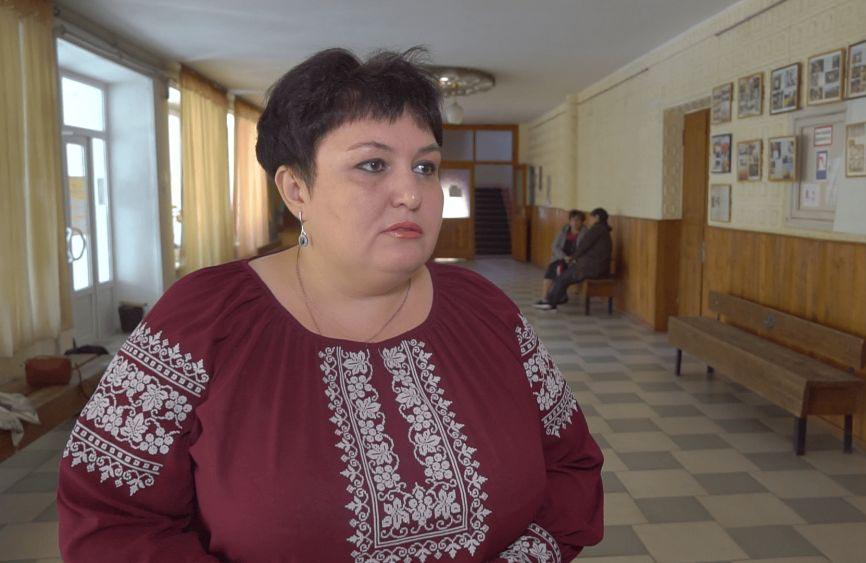 Депутат Щербанівської сільської ради Тетяна Веркалець