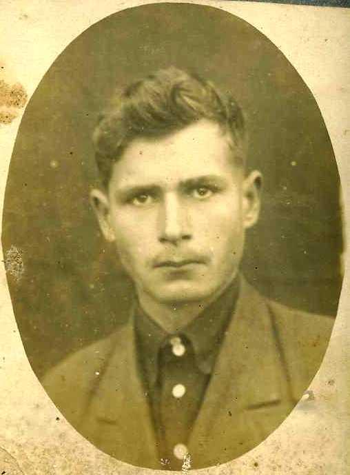 Яків Лисенко (1943 рік, Німеччина)