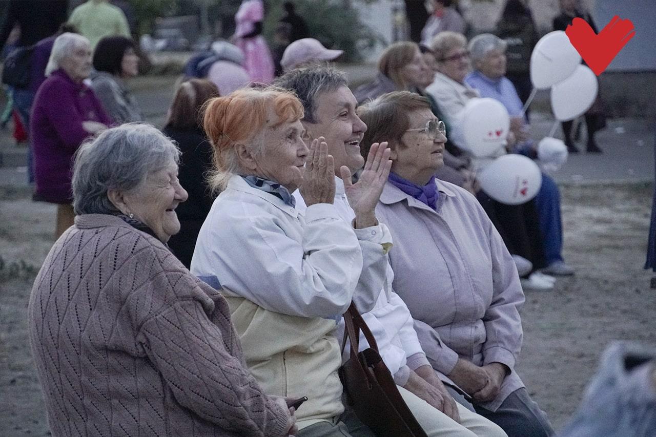 Свято у Рибцях зібрало всі покоління мешканців