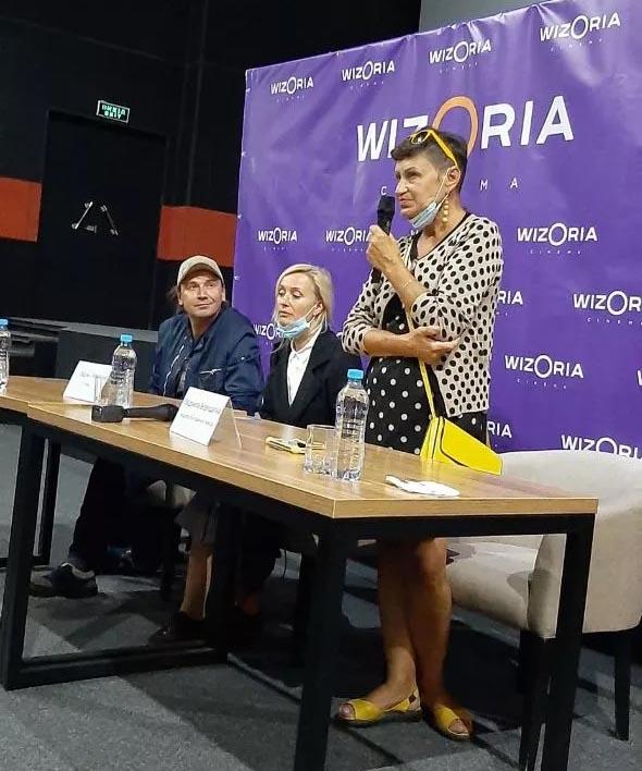 Промовляє Людмила Верещагіна