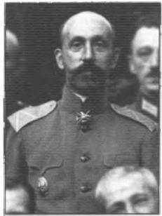 Дядюша Сергій, фото 1918 року