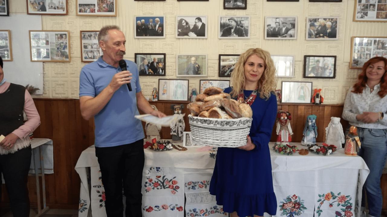 Усі майстри отримали подарунки від Щербанівської громади
