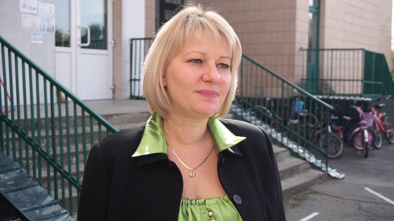 Голова Миргородської райдержадміністрації Вікторія Ємець