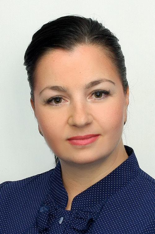 Ірина Березова