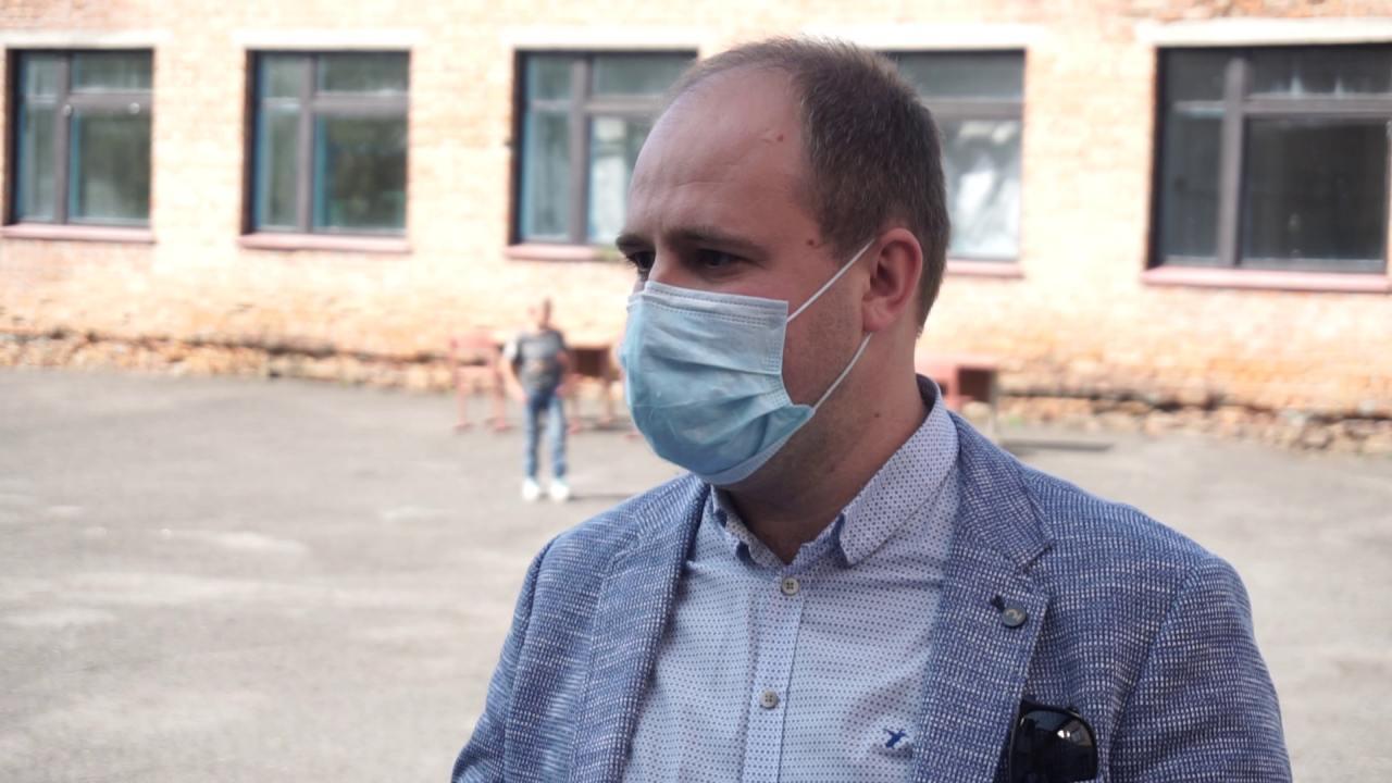 Начальник відділу проєктів регіонального розвитку АТ «Укргазвидобування» Віталій Чудак