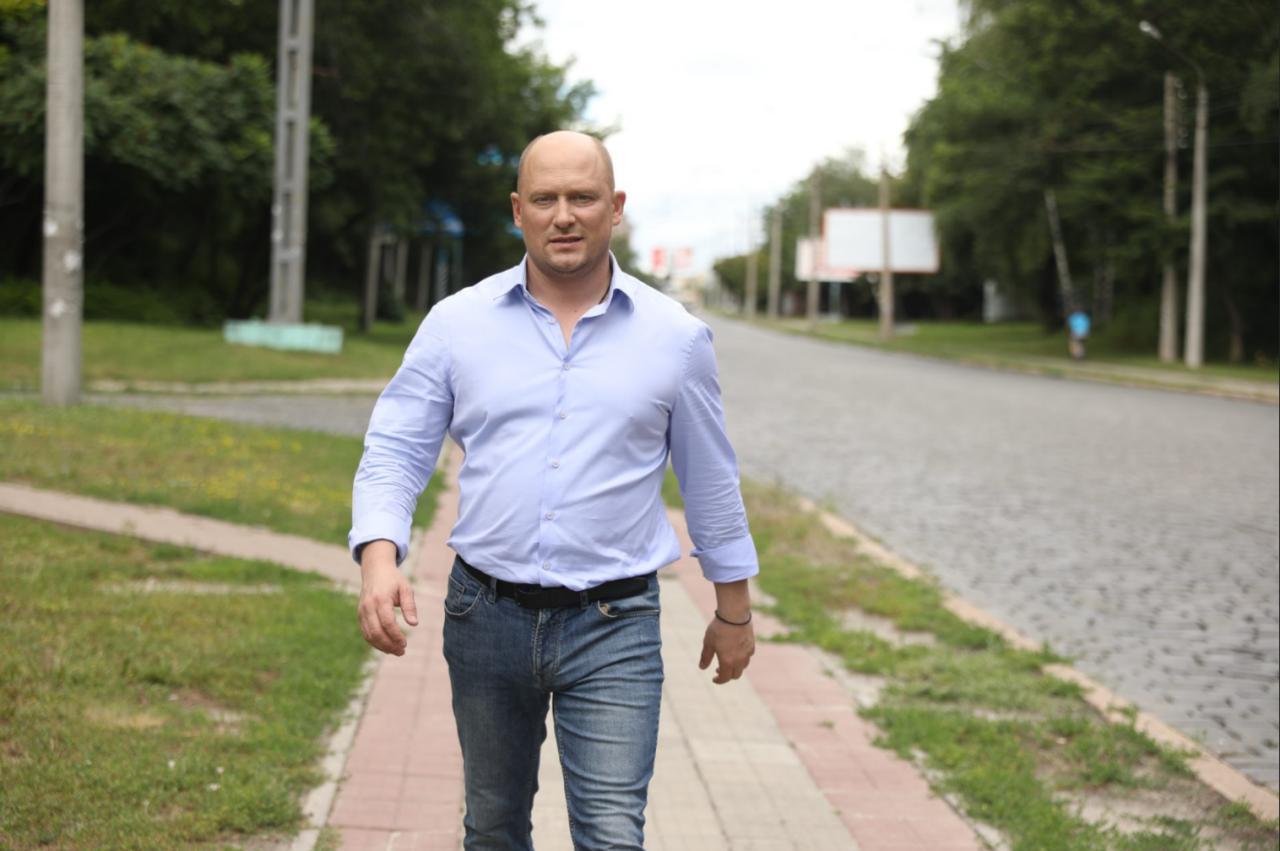 Сергій Каплін — лідер «Партії простих людей»