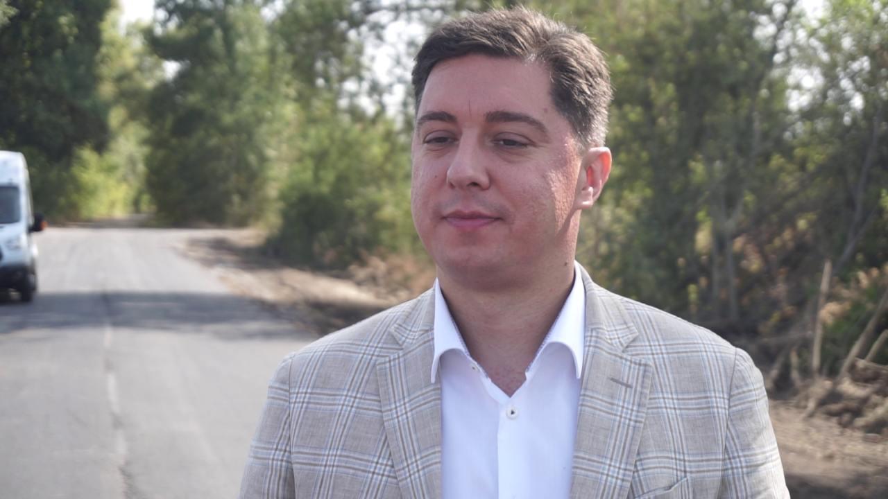 Заступник директора з розвитку ГПУ «Полтавагазвидобування» Олександр Куляша