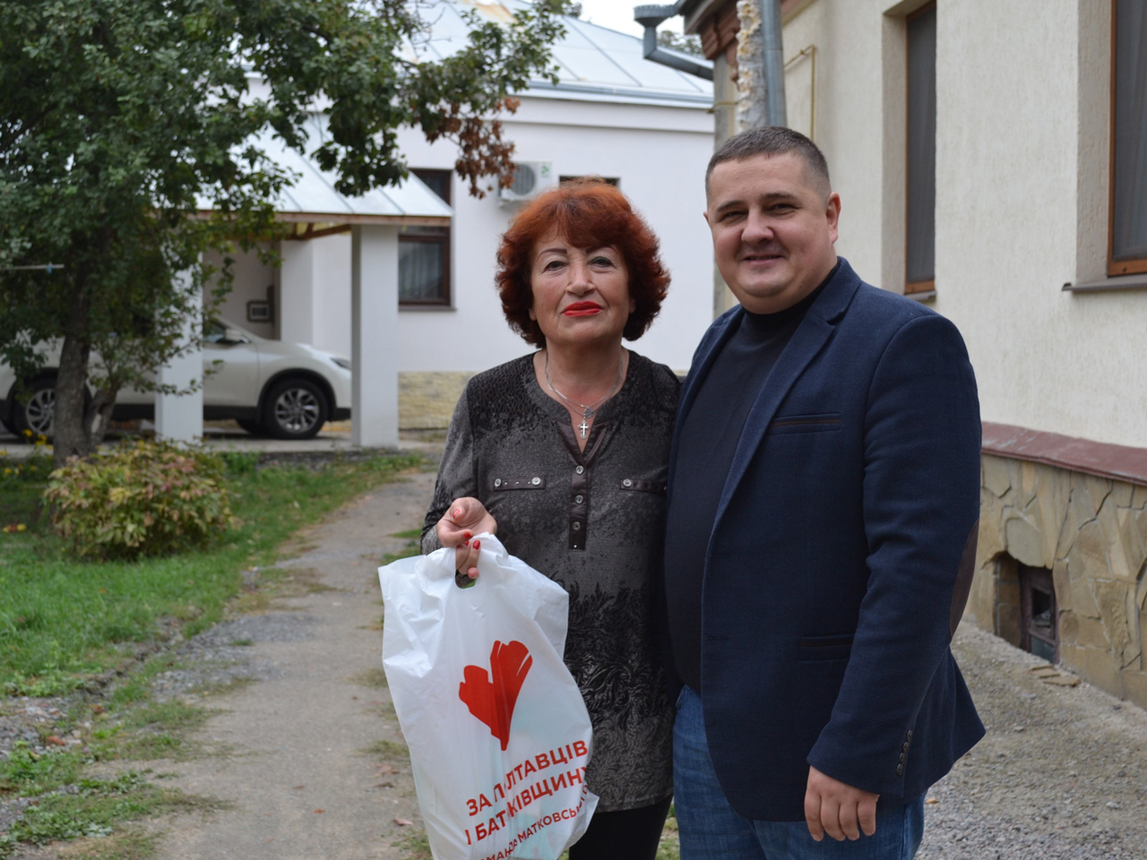Андрій Лямін поздоровив зі святом вчителів Шевченківського району